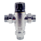 """купить Смесительный трехходовой клапан FADO 1"""" / 38-60 °С (TK01)"""