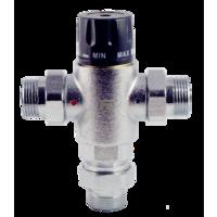 """Смесительный трехходовой клапан FADO 3/4"""" / 38-60 °С (TK02)"""