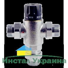 """Смесительный трехходовой клапан FADO 1"""" / 38-60 °С (TK01)"""