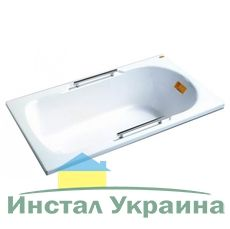 Акриловая ванна Appollo TS-1502 1500 x 750 x 420