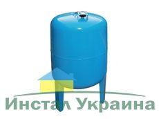 Гидроаккумулятор 80л VOLKS pumpe 10bar верт. (с манометром)