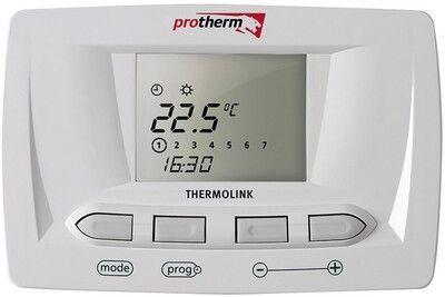 Protherm Termolink S Комнатный регулятор температуры с релейным выходом (0020035407) цена