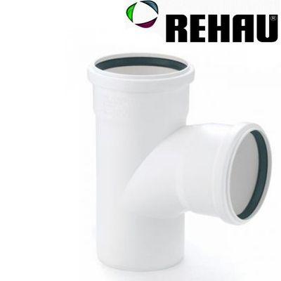 Rehau для внутр. канализации Тройник RAUPIANO PLUS 110/ 50 45° цены