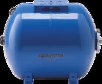 Гидроаккумулятор Aquasystem VAO 200 (200л горизонтальный, фланец 260)