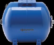 Гидроаккумулятор Aquasystem VAO 80 (80л горизонтальный, фланец 145)