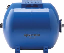 Гидроаккумулятор Aquasystem VAO 150 (150л горизонтальный, фланец 145)