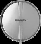 купить Расширительный бак Aquasystem VCP 6 (6л плоский,круглый)