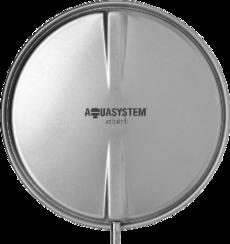 Расширительный бак Aquasystem VCP 12 (12л плоский,круглый)