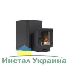 Печь каменка «VESUVI» ПКБ-М(к) панорама