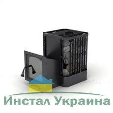 Печь каменка «VESUVI» ПКБ-Б(р) панорама