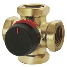 "ESBE VRG141 клапан 4-ходовой Rp 1/2"" DN15 kvs 2,5 (11640100)"