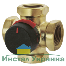 "ESBE VRG141 клапан 4-ходовой Rp 1 1/2"" DN40 kvs 25 (11641500)"