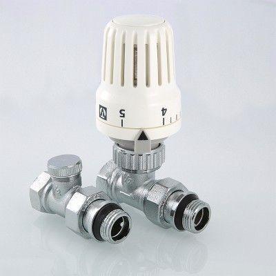 """Valtec VT.046 N.04 Комплект термостатический прямой 1/2"""" цена"""