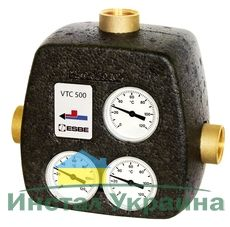 "ESBE VTC531 термический клапан Rp 2"" DN50 kvs 12 T=55 C (51027100)"