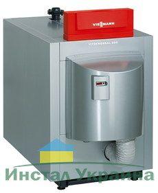 Газовый котел Viessmann Vitocrossal 200 186 кВт с Vitotronic 300 (извне)