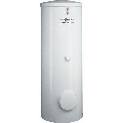 Пакетное предложение Viessmann VITODENS 100-W (5,9-35 кВт) / Vitocell 100-w тип CVBB (300 л) арт. B1HC282 цена