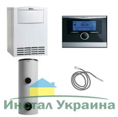 Пакет Vaillant ecoTEC plus VU OE 466/4+VIH R400+VRC 470+Патрон для смягчения воды подпитки (0020200112)