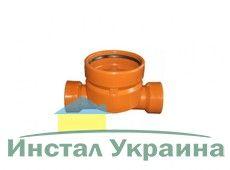 Мпласт Лоток проходной DN 315-160 для наружной канализации