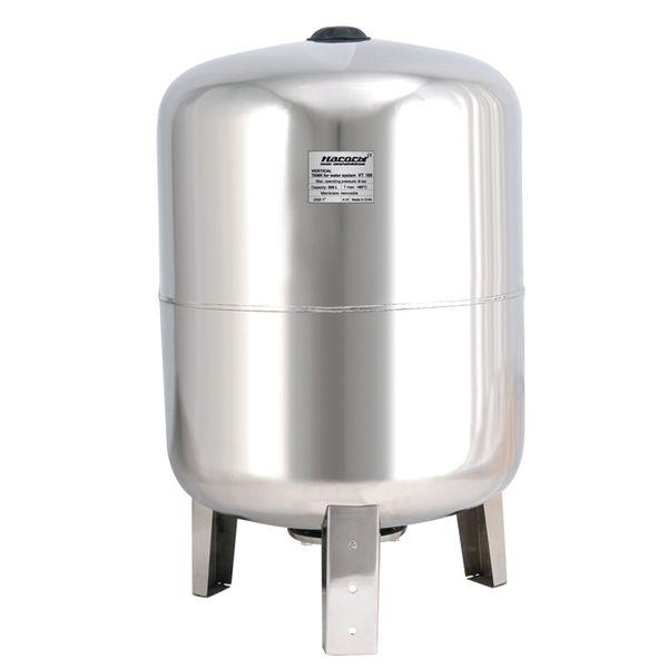 Гидроаккумулятор Насосы+ TANK 100L V (S.S) нерж. сталь