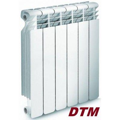 Радиатор биметаллический DTM 500x80 цены
