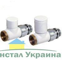 Декоративный клапан прямой регулировки `Sphere` белый S419304 `Comap`