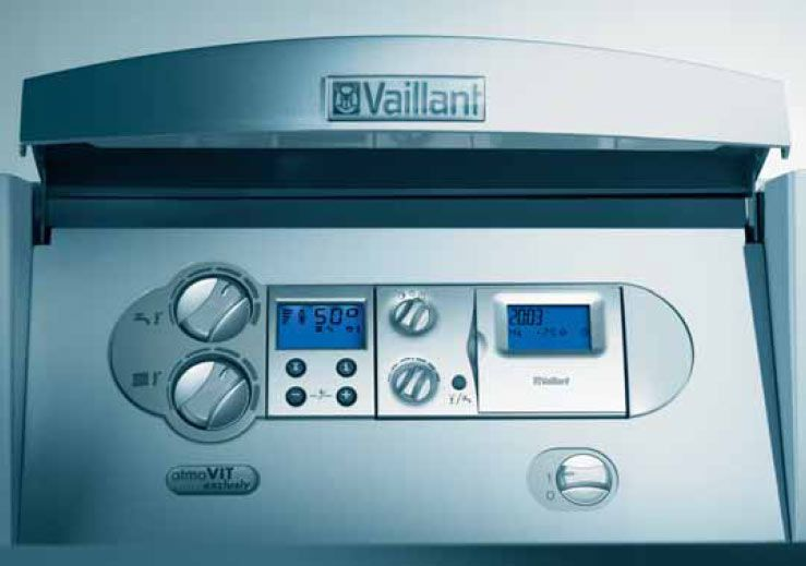 Газовый котел Vaillant atmoVIT exclusiv VK INT 474/8-E