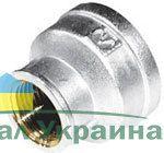 240 Муфта переходная НИКЕЛЬ 1 1/4 Rх3/4 R Valtec