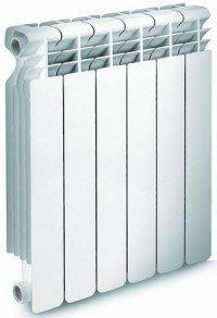Радиатор алюминиевый APC-therm 500x100