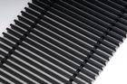 купить FanCOil решетка дюралевая графит для конвектора FCFP PREMIUM длина 3000мм