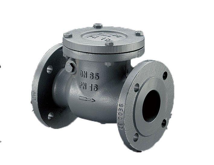 Oventrop Обратный клапан чугун Ду 50, 1073050