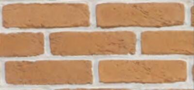 Плитка из искусственного камня Клинкер абрикос цена