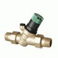 купить Honeywell D05FS-1/2A Регулятор давления DN15, PN25, Kvs=2.6м3/ч, Tmax-70°C, Диапазон регулирования 1.5-6.0 бар