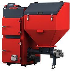 Твердотопливный котел Defro AGRO 15 кВт