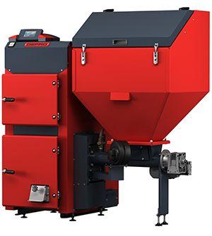 Твердотопливный пеллетный котел Defro AGRO UNI 15 кВт
