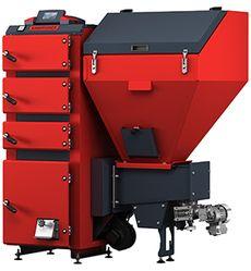 Твердотопливный котел Defro AKM DUO 30 кВт