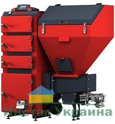 Твердотопливный котел Defro AKM DUO 24 кВт