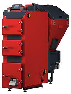 Твердотопливный котел Defro AKM 15 кВт