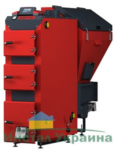 Твердотопливный котел Defro AKM 75 кВт