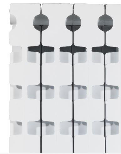 Радиатор алюминиевый Fondital CALIDOR Aleternum 500/100