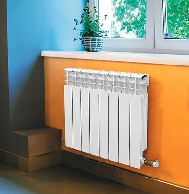Радиатор биметаллический Termica Bitherm 500х80 цена