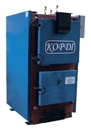 Твердотопливный котел Корди КОТВ - 250 ф