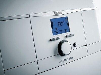 Газовый котел Vaillant turboTEC plus VU 282/5-5 цена
