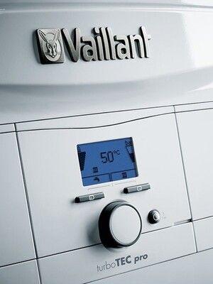 Газовый котел Vaillant turboTEC pro VUW 202/5-3 цена