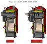 Твердотопливный пиролизный котел Atmos D 15