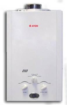 Газовая колонка Aton JSD 16-8C