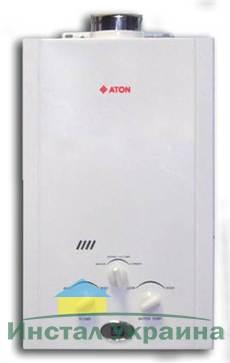 Газовая колонка Aton JSD-20 с дисплеем