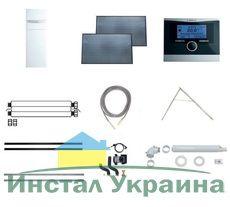 Пакет Vaillant auroCOMPACT VSC D + VFK 135 D + VRC 470 (горизонтальная поверхность) (0020202871)
