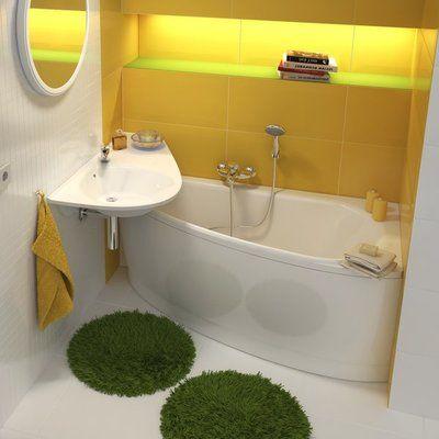 Акриловая ванна Ravak Avocado 150 x 75 L левосторонняя цены