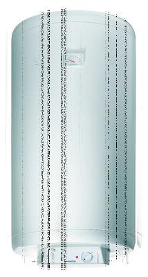 Бойлер косвенного нагрева Gorenje GBK 80 RN/V9