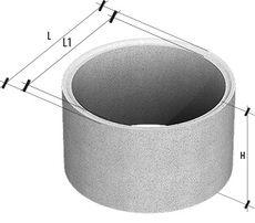 Кольцо стеновое пазогребневое КСЕ 10-3